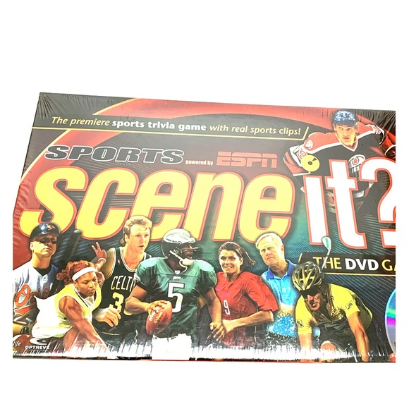 Other Scene It The Dvd Game Sports Powered By Espn Poshmark